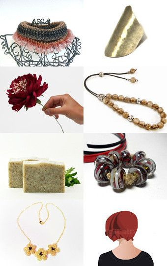 ~ Absolutely Perfect ~ by Anna Margaritou on Etsy--Pinned with TreasuryPin.com