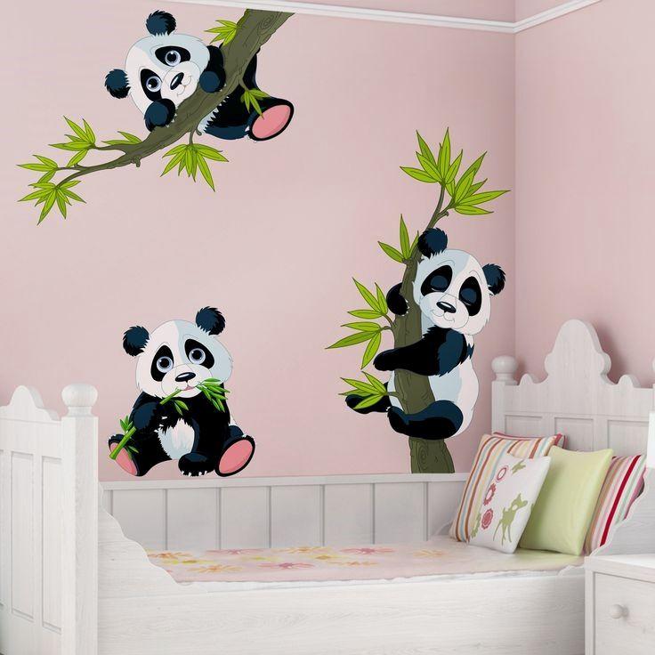 Tiger Cub Wall Vinyl Sticker Decal Children Bedroom Play Room Nursery Lounge Art