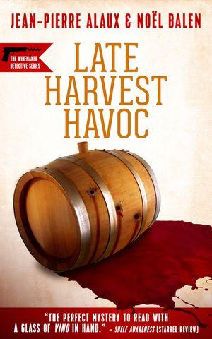 Late Harvest Havoc Blog Tour