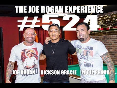 Joe Rogan Experience #524 - Rickson Gracie & Eddie Bravo
