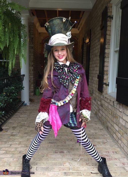 Best 25+ Mad hatter halloween costume ideas on Pinterest | Mad ...