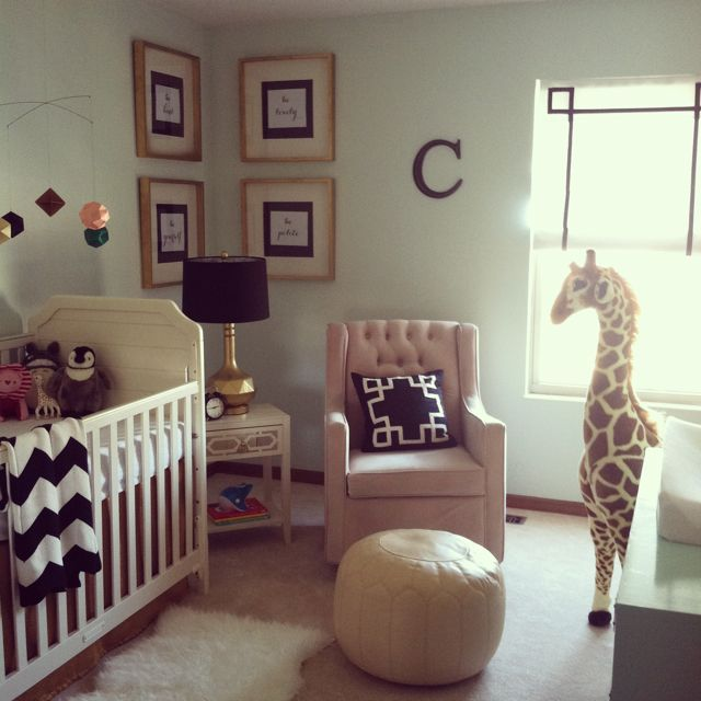 Mint Nursery Gender Neutral Nursery Inspiration Fit