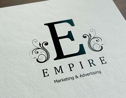 """Check out new work on my @Behance portfolio: """"logo for advertising company"""" http://on.be.net/1KkTn3E"""