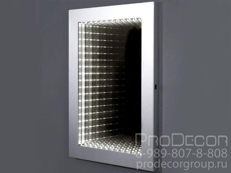 Предлагаем зеркала, декоративные зеркала, столешницы с эффектом туннеля – 3D-эффект бесконечности.  Изготовление любых форм и размеров. Доставка в любой регион России. #ProDecor #INFINITY #Mirror #Зеркало #инфинити #интерьер #interior #декор #decor #дизайн #desing #RGB #столбессконечность #infinitymir