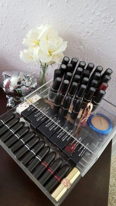 Lipstick and storage