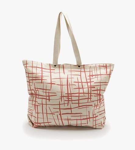 Hatch Pocket Tote Bag by Queen Bee by Rebecca Pearcy on Scoutmob Shoppe