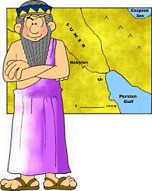 Mesopotamia for Kids - Hammurabi
