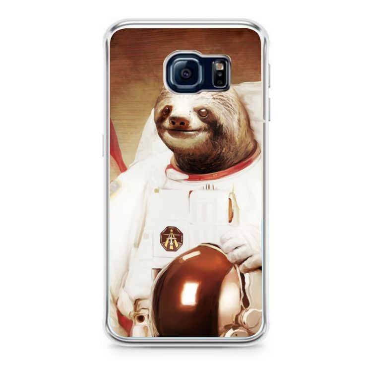 sloth astronaut phone case - 736×736