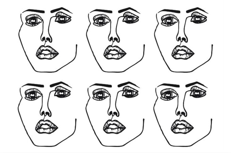 disclosure face - Google Search | draw | Pinterest ...