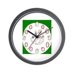 Hillbilly Clock Wall Clock