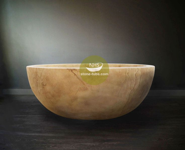 """Unique pattern natural stone bath tub material: natural sandstone surface: polished. Dimension: 72"""" *32""""*24"""" Custom available."""