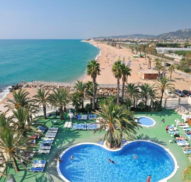 Hotel Caprici****, Costa Brava - vélemények a szállodáról, foglalás: https://hotel.invia.hu/spanyolorszag/costa-del-maresme/caprici/