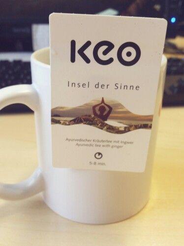 Der Beste Tee den ich je getrunken habe, nur zu empfehlen! KEO TEE