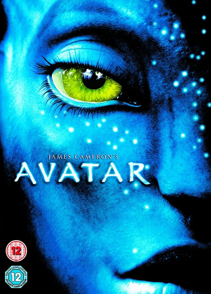 Avatar [DVD]: Amazon.co.uk: Sam Worthington, Sigourney Weaver, Michelle Rodriguez, Zoe Saldana, Giovanni Ribisi, James Cameron: DVD & Blu-ray