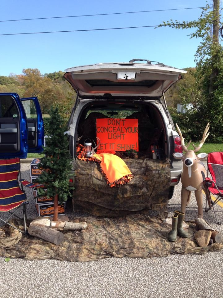 36 best fall festival decorating ideas images on Pinterest - trunk halloween decorating ideas