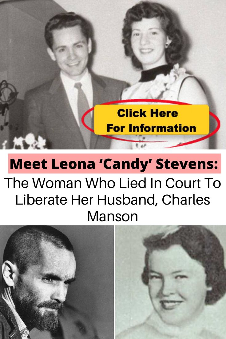 Candy Stevens Charles Luther Manson