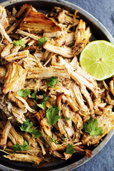 Slow Cooker Pork Carnitas | The Recipe Critic