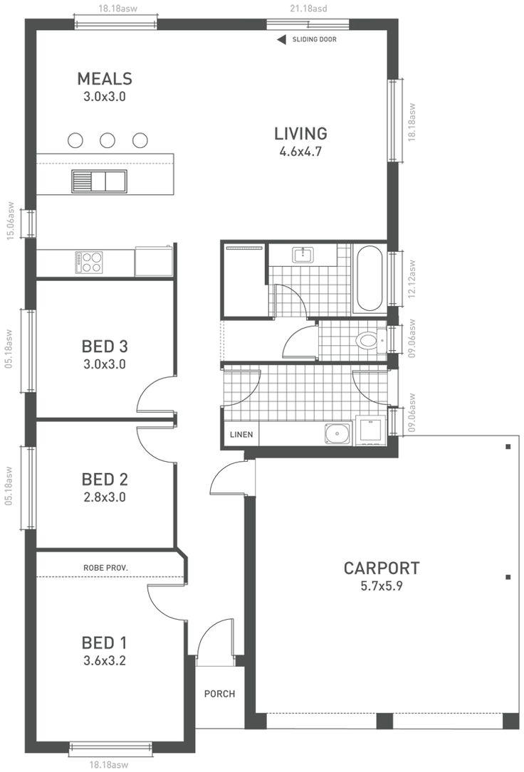 15 best floor plans images on pinterest floor plans new homes