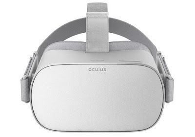 Oculus Connect 2017: Facebook unveils standalone Oculus Go virtual reality (VR) headset - Price Availability #AR #Bots #Drones #Gadets #Gizmos #HoloLens #PowerBanks #Robots #Smartwatches #VR #Wearables  #Mac #macOS #macOSSierra #Apple  #macOSEden