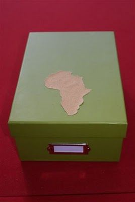What DID we do all day?: Continent Boxes: Africa