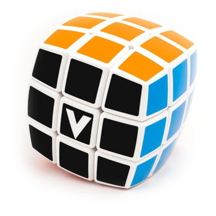 V-Cube 3, cube rubique 3x3 arrondi pillowed,  Prix 20.99$. Disponible dans la boutique St-Sauveur (Laurentides) Boîte à Surprises, ou en ligne sur www.laboiteasurprisesdenicolas.ca ... sur notre catalogue de jouets en ligne, Livraison possible dans tout le Québec($) 450-240-0007 info@laboiteasurprisesdenicolas.ca Payez moins cher, obtenez en plus ici.