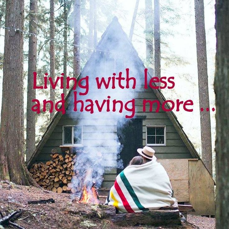 #living with less and having more  with hietal'aventure !