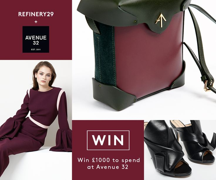 Win a shopping spree with Avenue 32!