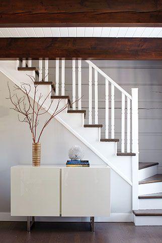 52 best Entrée et escaliers images on Pinterest | Stairs, Conception ...