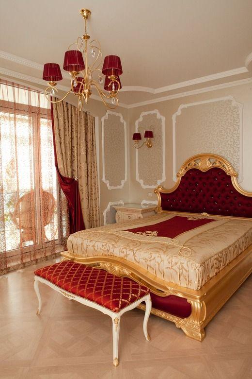 Традиционная классика. Спальня