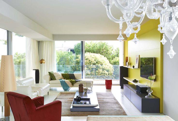 agua living room