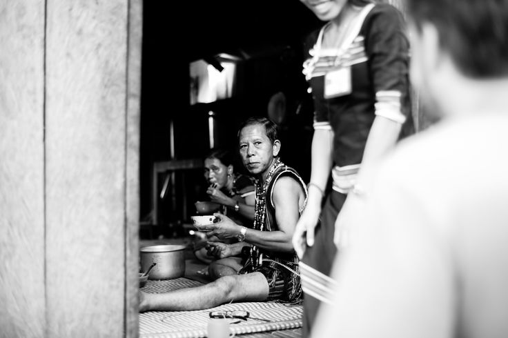 A traditional hill tribe meal being prepared #HoiAnEventsWeddings #HoiAn