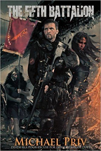 The Fifth Battalion, by Michael Priv, is a unique science fiction thriller, a novel that combines the thrills of science fiction space opera, along with the existential – an insight into the …