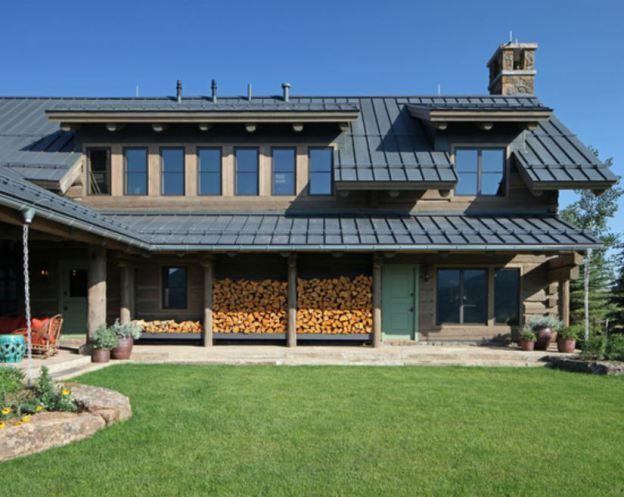 Exotic Metal Roofs: Zinc, Copper, & Stainless Steel - They really are Exotic!!! - MetalRoofs.org - Metal Roofing Prices & Options