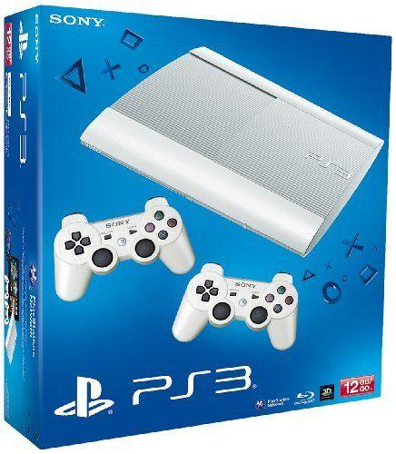 PlayStation 3 - Console 12 GB con 2 DualShock, White di Sony 179,98€