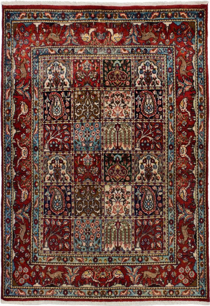 Imported From Persian And Crafted Using