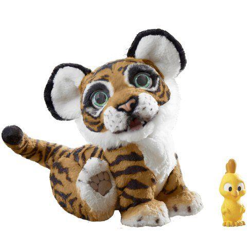 Furreal Friends Roarin Tyler The Playful Tiger Fur Real Friends Animal Babies Toys Tiger Stuffed Animal