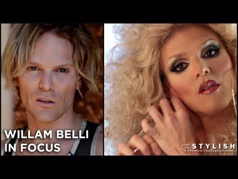 Willam does his makeup! All you Willam Belli fans have been dying to know how he transforms himself into the drag diva you see on Willam's Beatdown. Well now you have to wonder no longer! In bonus footage from Willam's episode of In Focus, you can see the entire process!     Note: This is not a beauty tutorial, this is extra footage that was shot during Willam's In Focus interview. But since so many of you have been asking to see how he gets ready, we are putting it up for you!