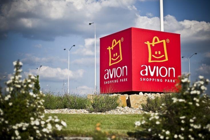 "Avion shopping park....""When Cube takes it all""....www.3p.cz"