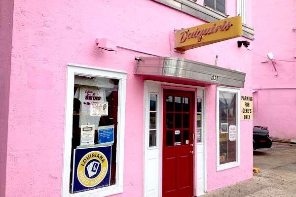 Gene's Curbside Daiquiris - New Orleans