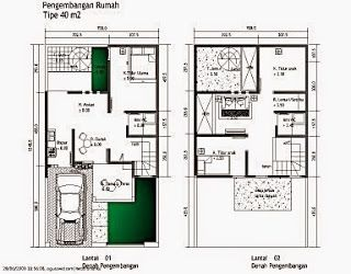 28 best images about denah rumah minimalis on pinterest