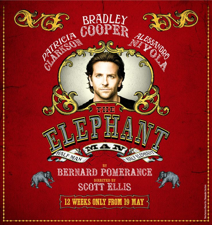 Elephant Man in London May 19-Aug 8,2015. Wish I could see it again before it leaves NYC