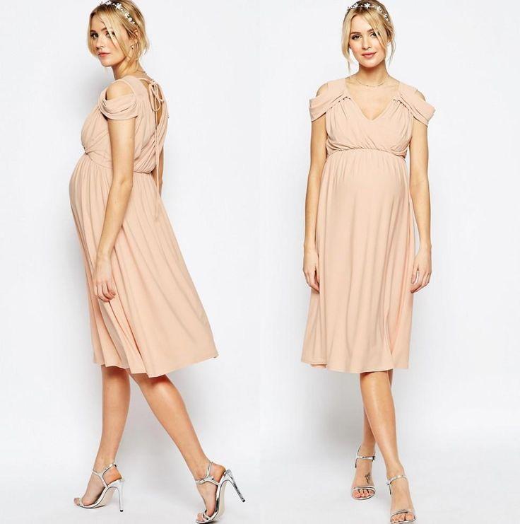 Short Party Dresses for Pregnant Women