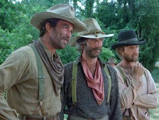 I think old cowboy movies are great for Western Steampunk inspiration - wonderful grittiness, texture and layering.