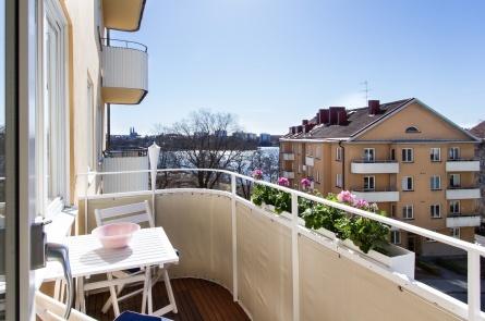 Disponentgatan 2, Lilla Essingen, Stockholm  1,5:a · 40 m2 · 1 500 kr · Accepterat pris: 2 495 000 kr
