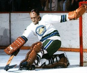 Charlie Hodge | California Golden Seals