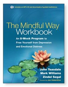 Mindfulness-Based Cognitive Therapy - for chronic depression and unhappiness