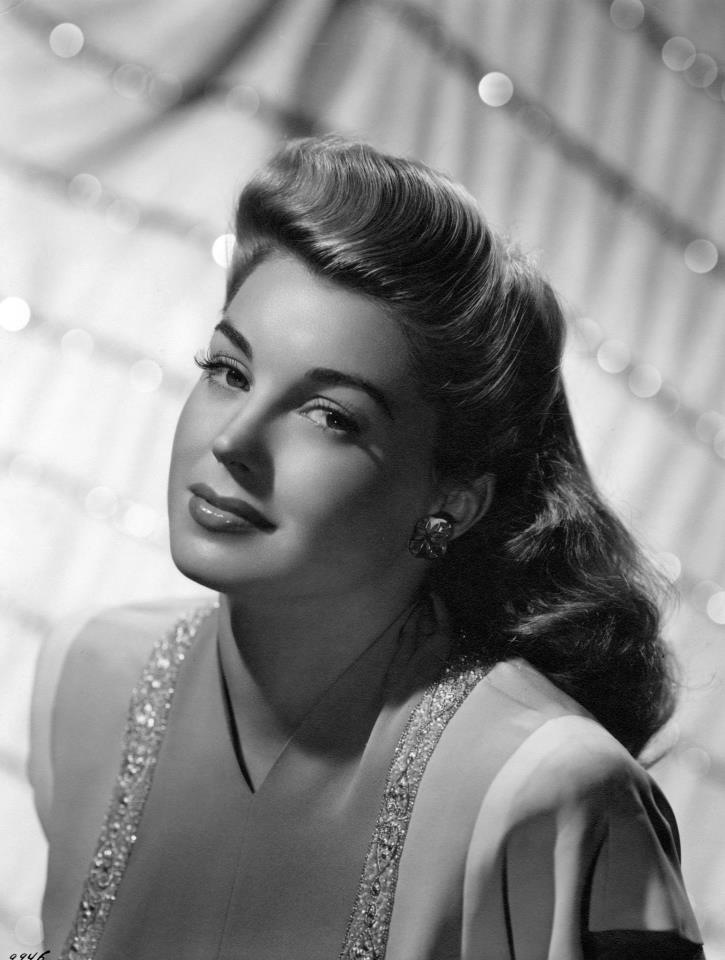 Esther Williams loved her bathing suits and water ballet I wanted to be her