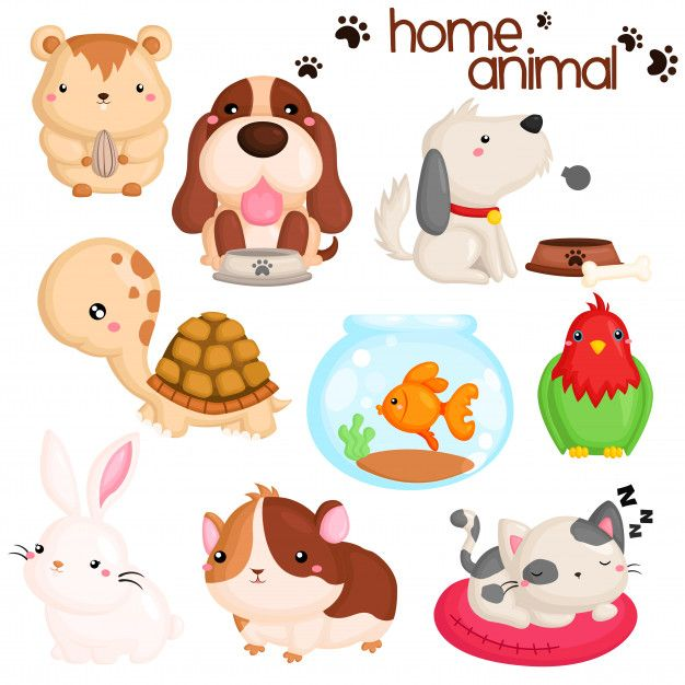 Home Pet Animals Animal Clipart Free Cute Animal Clipart Animal Clipart