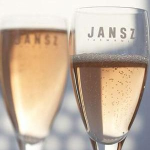 Jansz sparkling wines from Tasmania