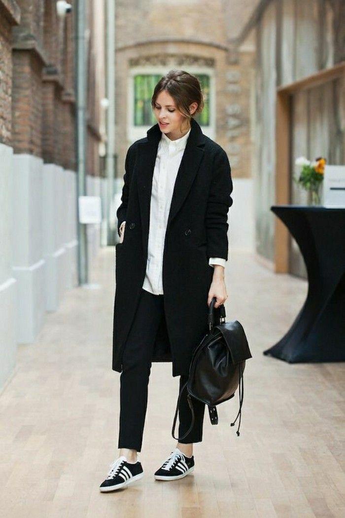 Gazelle Adidas Femme Noir